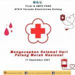 Selamat Hari Palang Merah Nasional